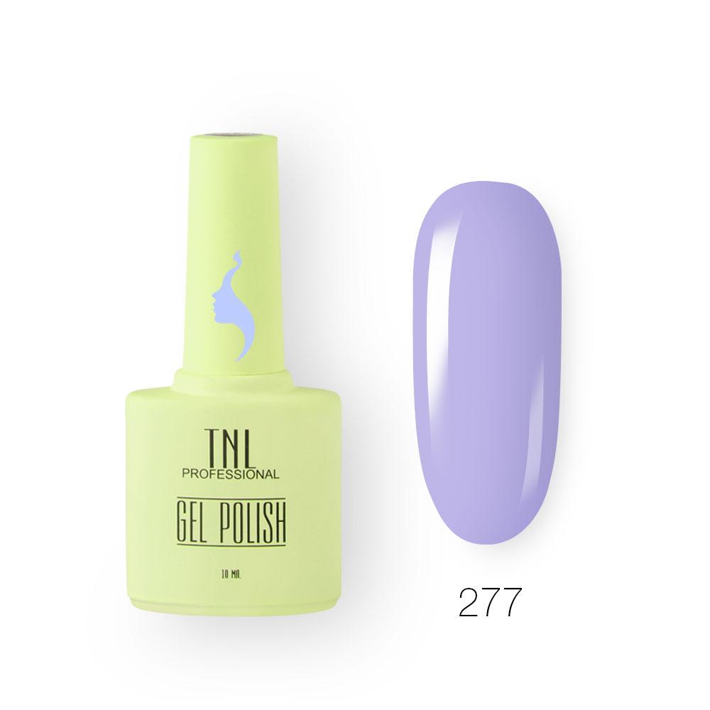 Гель-лак TNL 8 Чувств №277 - сладкая лаванда (10 мл.)