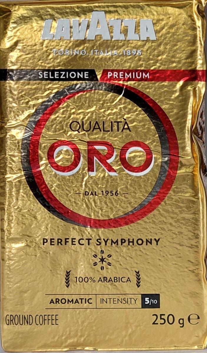 Кофе молотый Lavazza Qualita Oro (5) 250г