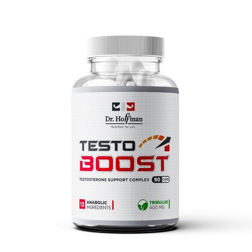Тестобустер Dr.Hoffman Testo Boost 90 капсул
