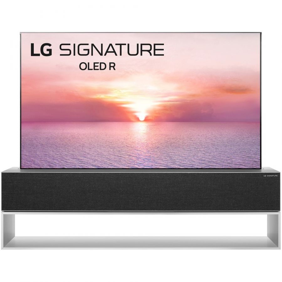 Телевизор LG Signature OLED TV R (2021)