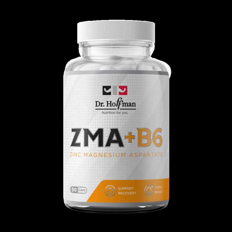 ZMA + B6 Dr. Hoffman 90 капсул