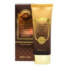 574885 3W CLINIC Омолаживающий ВВ крем с экстрактом плаценты Premium Placenta Sun BB Cream SPF40/PA+++