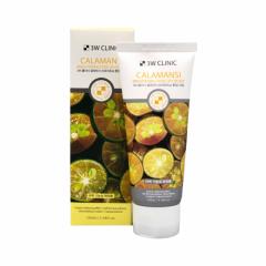 100241 3W CLINIC  Увлажняющий крем с экстрактом каламанси Calamansi Brightening Tone Up Cream