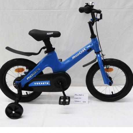 "Велосипед Rook Hope 14"" синий"