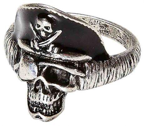 Кольцо с Черепом Пирата