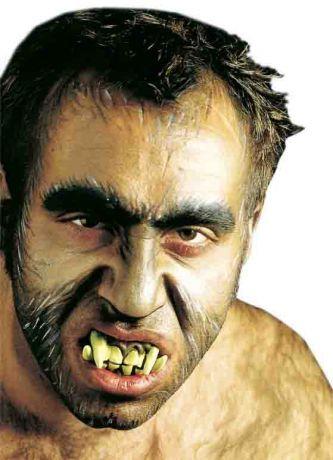 Зубы Ужасные - Оборотень