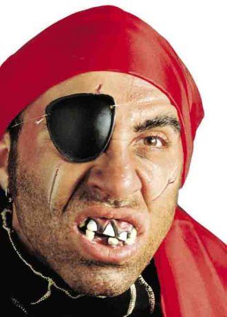 Зубы Ужасные - Пират