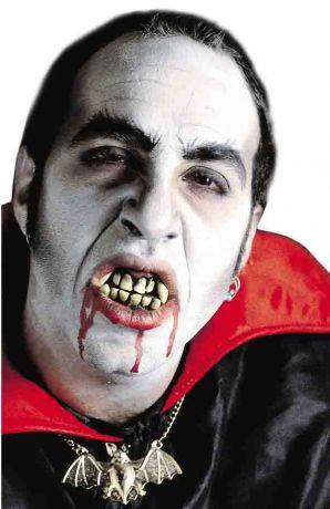 Зубы Ужасные вампирские