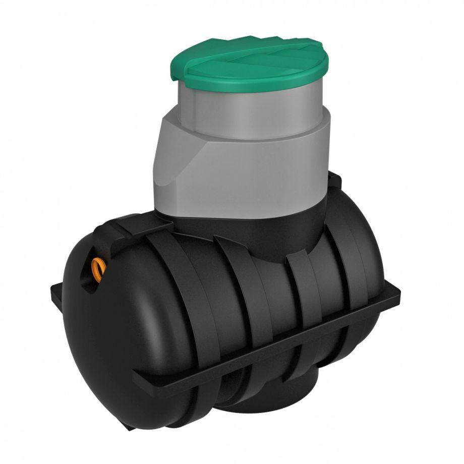 Подземная емкость 1250 литров Rostok