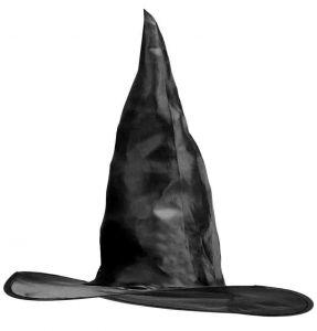 Колпак Ведьмы черный неровный