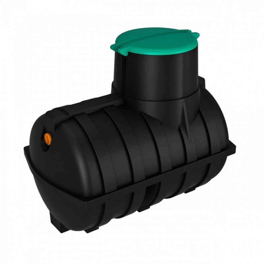 Подземная емкость 3000 литров Rostok