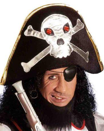 Шляпа Пирата с Черепом гигантским