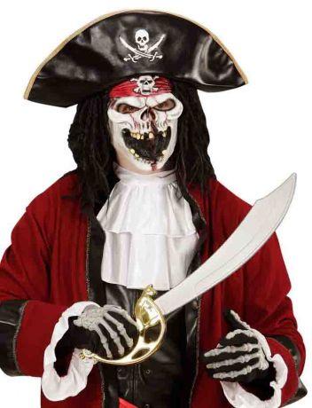 Маска Пирата с Корабля-призрака