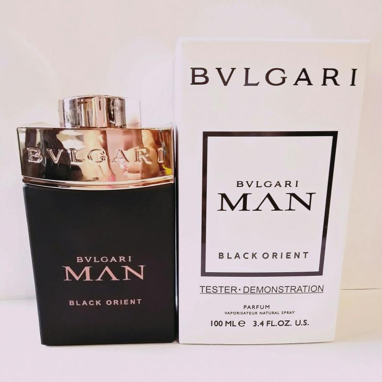Тестер Bvlgari Man Black Orient 100 мл (EURO)