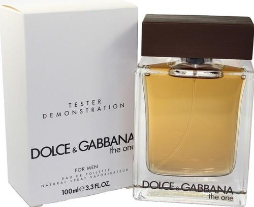 Тестер Dolce & Gabbana The One For Men 100 мл (EURO)