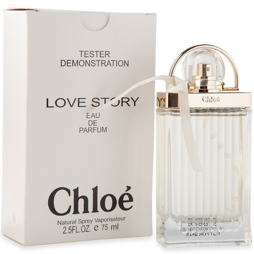 Тестер Chloe Love Story EDP 75 мл (EURO)