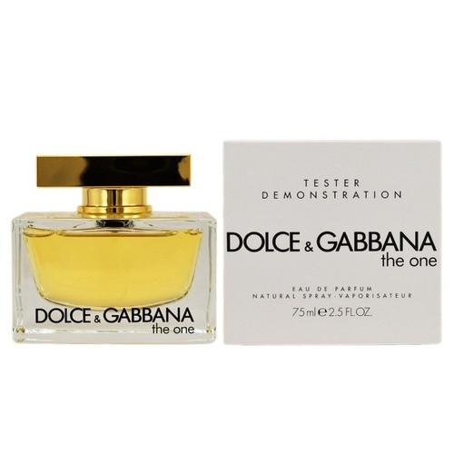 Тестер Dolce & Gabbana The One 75 мл (EURO)