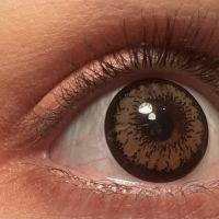 Линзы Natural (тип-2) коричневые