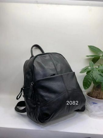 2082 Рюкзак из натуральной кожи Fuzi House