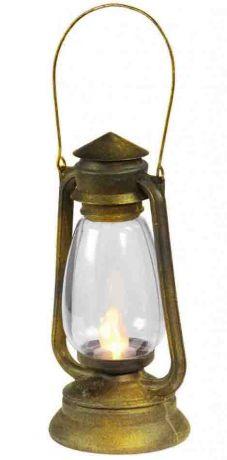 Лампа с подсветкой старинная