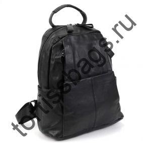 9002 Рюкзак из натуральной кожи
