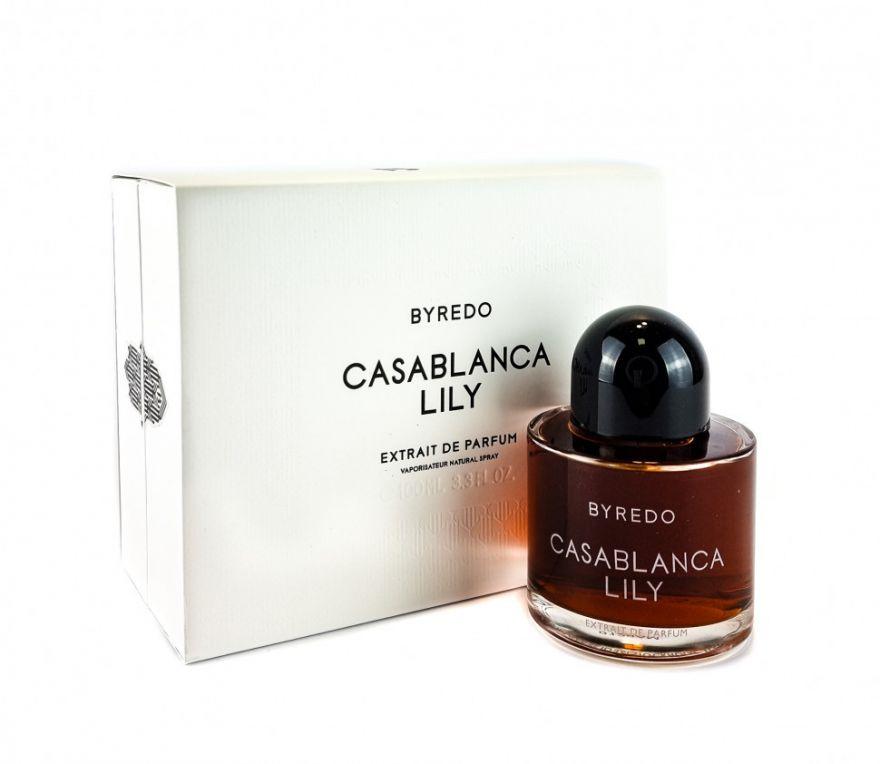 Byredo Casablanca Lily (унисекс) 100 мл - подарочная упаковка