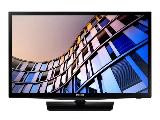 "24"" LED TV Samsung UE24N4500AUXUA , Black (1366x768 HD Ready, SMART TV, PQI 400 Hz, DVB-T/T2/C/S2)"