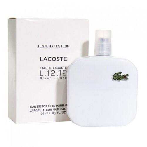 Тестер Lacoste Eau De Lacoste L.12.12 Blanc 100 мл (Sale)