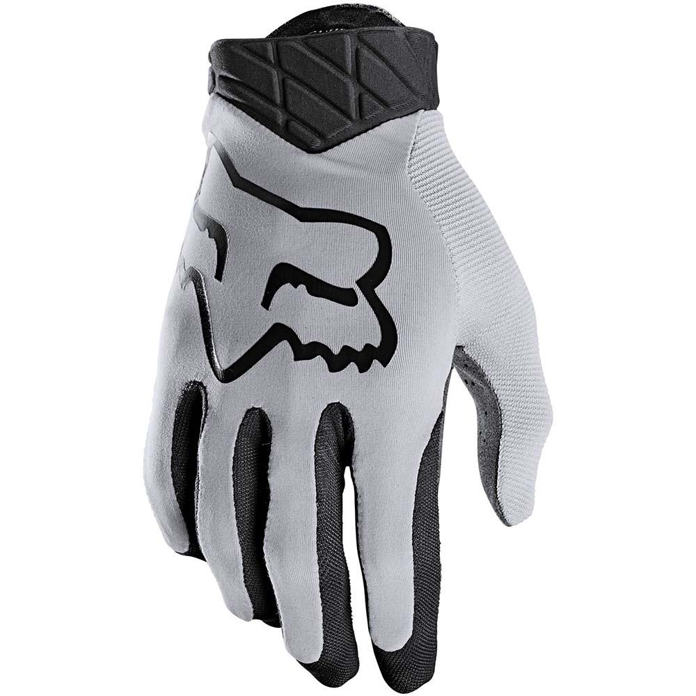 Fox 2021 Airline Steel Grey перчатки