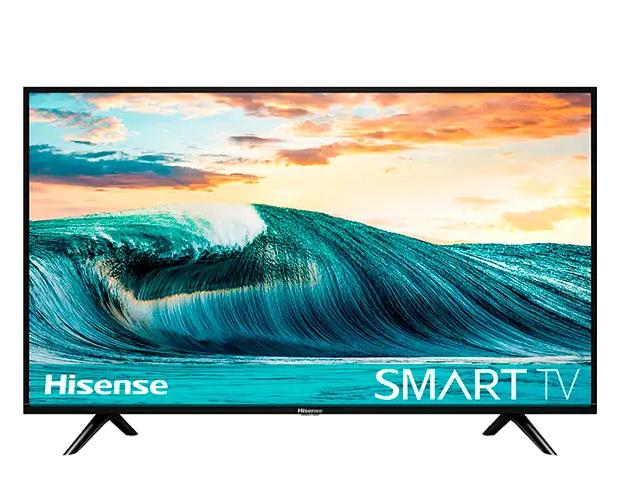 """43"""" LED TV Hisense 43B6700PA, Black (1920x1080 FHD, SMART TV, PCI 900Hz, DVB-T/T2/C/S2)"""