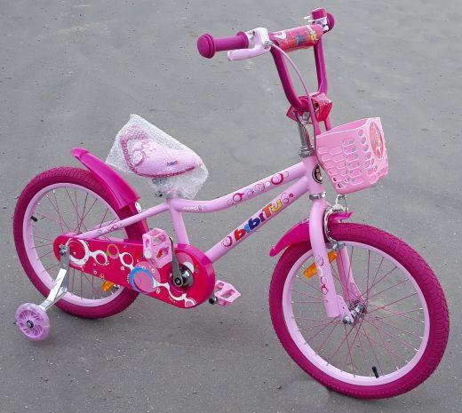 Велосипед Bibitu Aero Pink 18