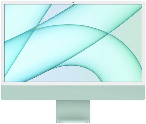 "Apple iMac 24"" M1(8C CPU, 7C GPU)/256Gb/8Gb (2021) MJV83"