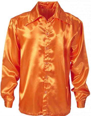 Рубашка Оранж Диско 80-х (XL)