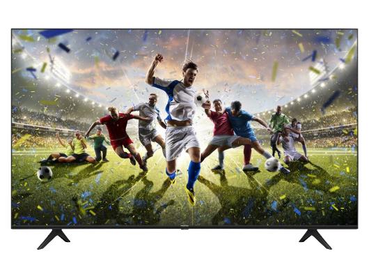 """43"""" LED TV Hisense H43A7100F, Black (3840x2160 UHD, SMART TV, PCI 1500Hz, DVB-T/T2/C/S2)"""