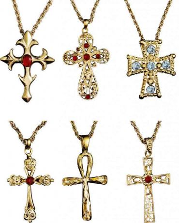Набор Крестов ( 6 видов )