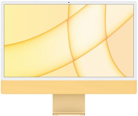 "Apple iMac 24"" M1(8C CPU, 8C GPU)/256Gb/8Gb (2021) Z12S000BK"