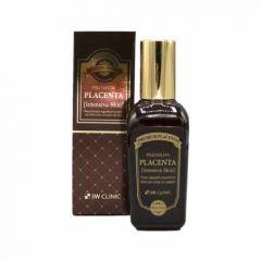 083358 3W CLINIC Омолаживающий тонер для лица с экстрактом плаценты Premium Placenta Intensive Skin