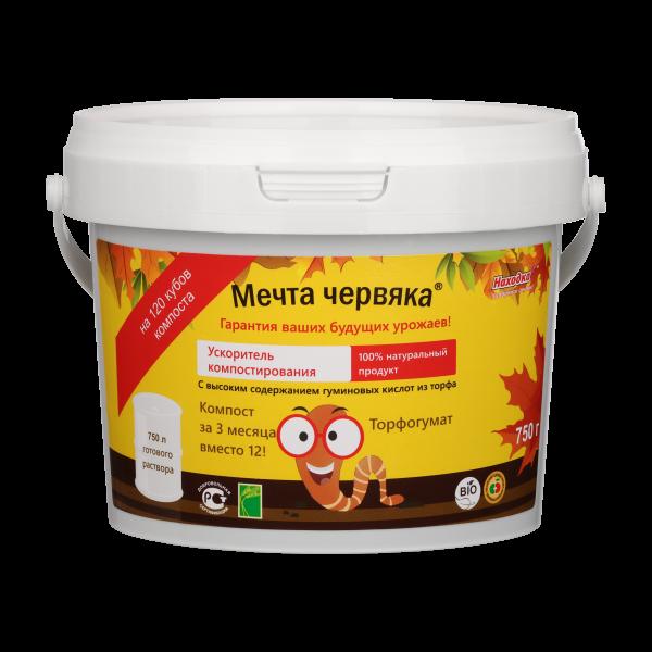 Ускоритель компостирования, 750 гр. Концентрат на 750 литров