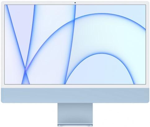 "Apple iMac 24"" M1(8C CPU, 8C GPU)/256Gb/8Gb (2021) MGPK3"