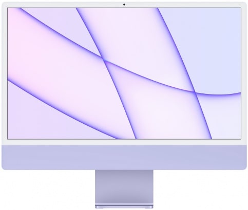 "Apple iMac 24"" M1(8C CPU, 8C GPU)/512Gb/8Gb (2021) Z131000AH"