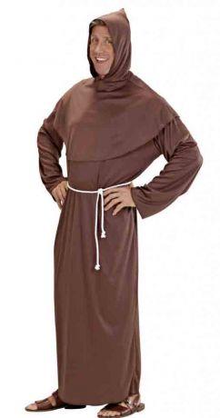 Костюм Монаха коричневый