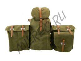 Саперный штурмовой ранец с подсумками (Pioniersturmgepack) реплика (под заказ)