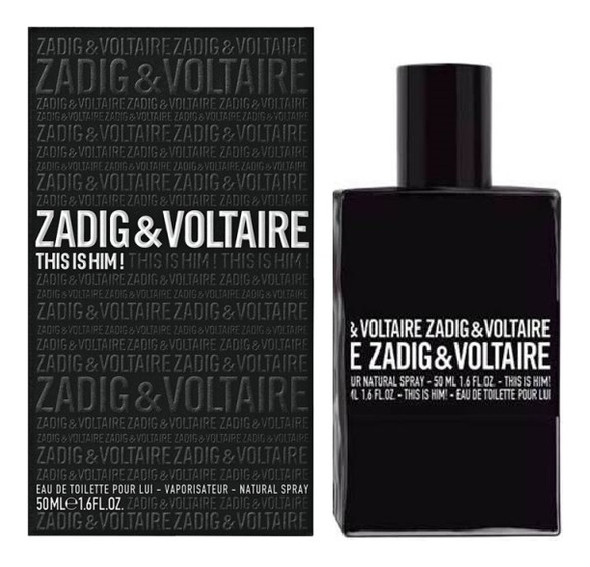 Zadig & Voltaire This is Him 100 мл (EURO)
