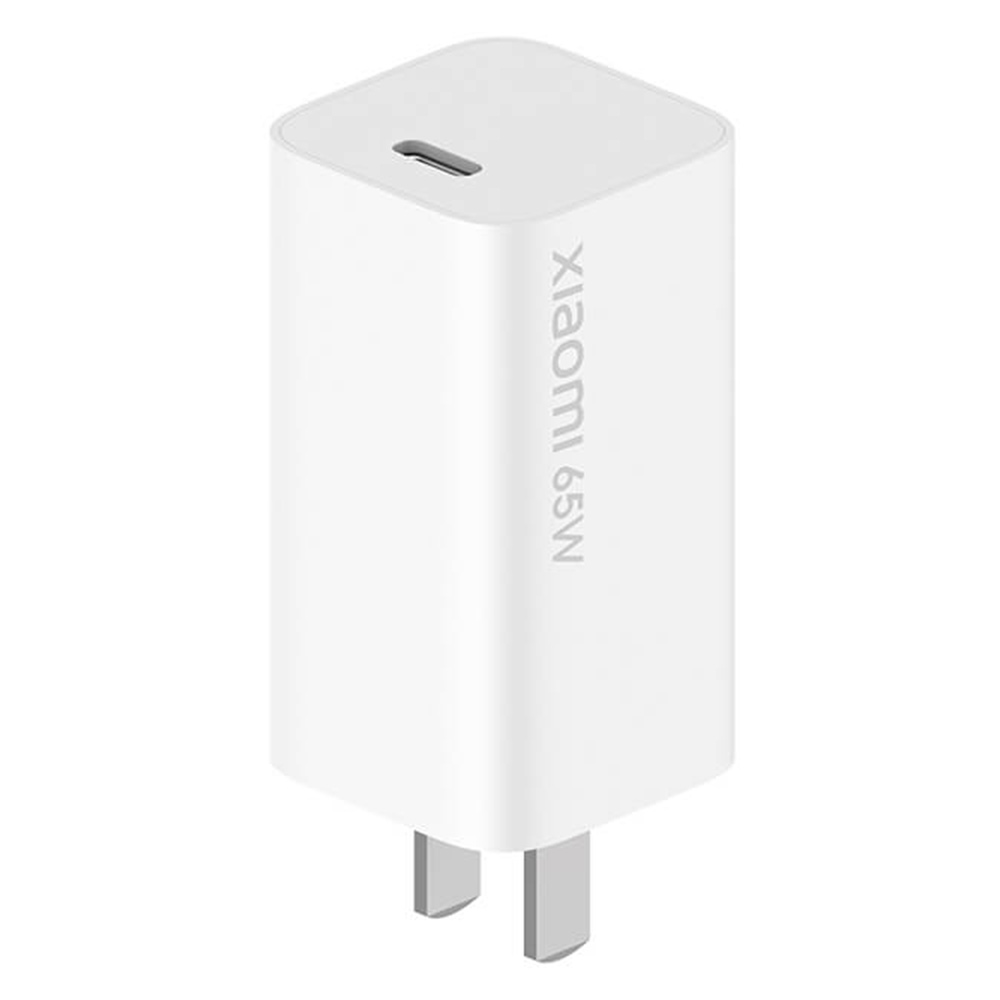 Сетевая зарядка Xiaomi Mi 65W Fast Charger with GaN Tech ( CN )