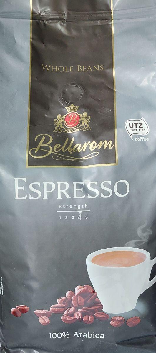 Кофе в зернах Bellarom Espresso (4) 1кг