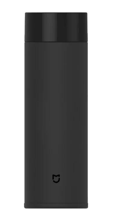 Классический термос Xiaomi Mijia Vacuum Cup, 0.35 л ( Черный )