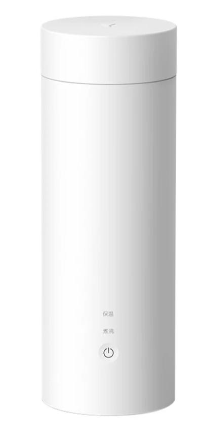 Классический термос Xiaomi Viomi Travel Electric Cup, 0.4 л  ( Белый )