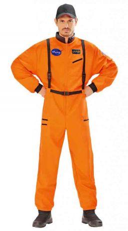Костюм Астронавта оранжевый