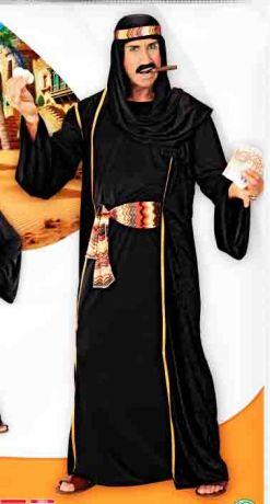 Костюм Арабского Шейха 2