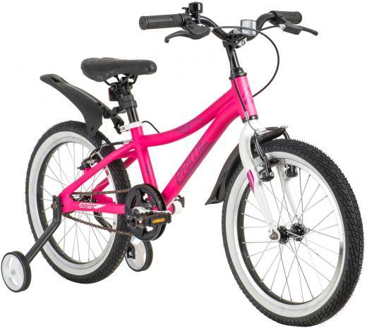 Велосипед Novatrack Prime 18 Розовый